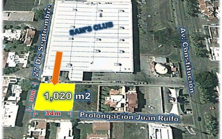 Foto de terreno habitacional en venta en, jardines vista hermosa, colima, colima, 1577490 no 01