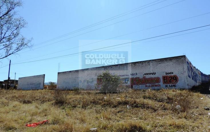 Foto de terreno comercial en venta en  , jaripeo, charo, michoac?n de ocampo, 1840838 No. 01
