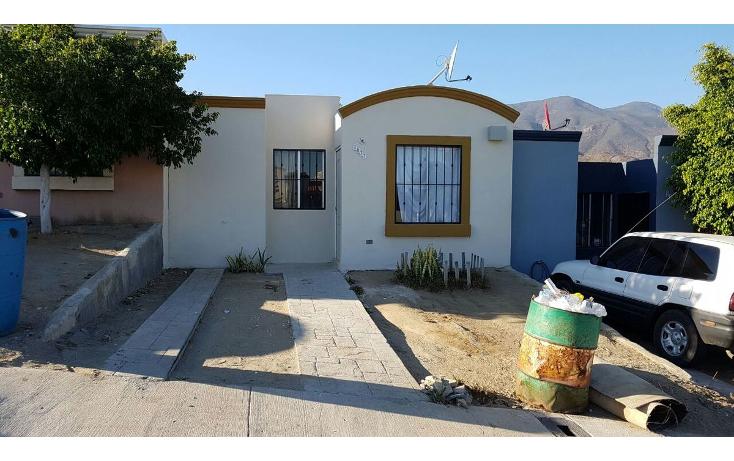 Foto de casa en venta en jaspe , los encinos, ensenada, baja california, 2033700 No. 01
