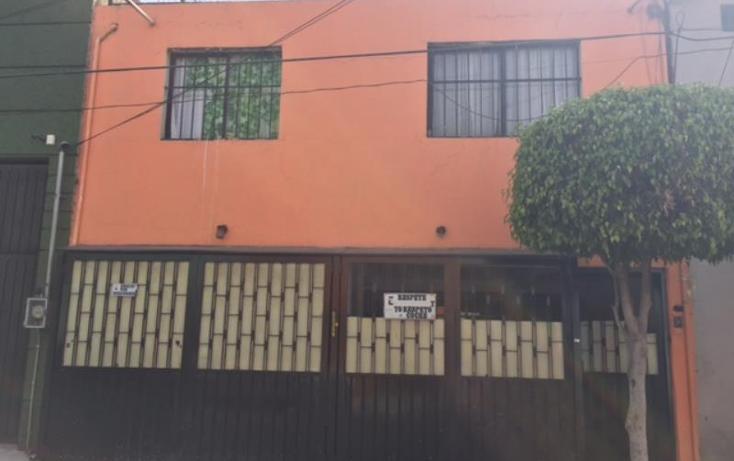 Foto de casa en venta en javier martinez 223 223, escuadrón 201, iztapalapa, distrito federal, 2783466 No. 01