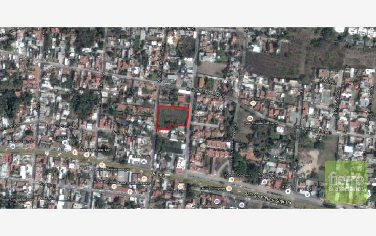 Foto de terreno habitacional en venta en  47, ajijic centro, chapala, jalisco, 1381559 No. 01
