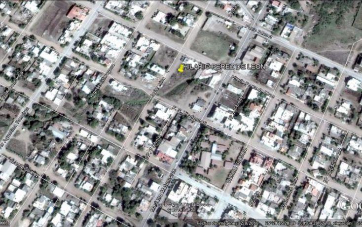 Foto de terreno habitacional en venta en javier mina sn, niños héroes, salvador alvarado, sinaloa, 1758795 no 01