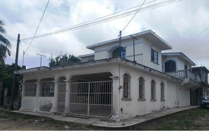 Foto de casa en renta en  , jazmín, altamira, tamaulipas, 1107567 No. 01