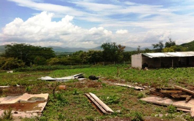 Foto de terreno habitacional en venta en  , jazmín yautepec i y ii, yautepec, morelos, 1034755 No. 14