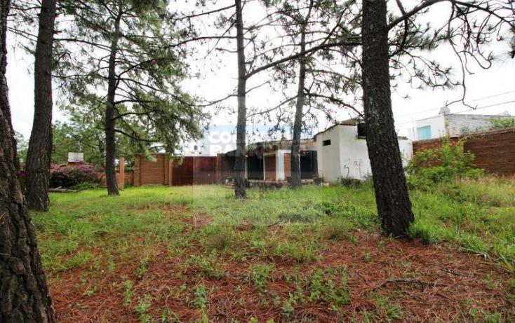 Foto de terreno habitacional en venta en jess del monte 1, jesús del monte, morelia, michoacán de ocampo, 1014407 no 05