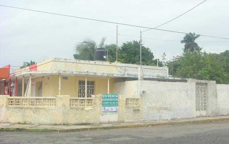 Foto de casa en renta en  , jesús carranza, mérida, yucatán, 1599906 No. 01