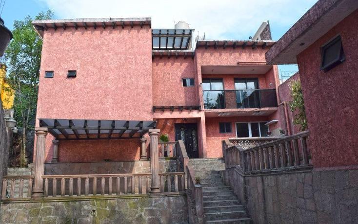 Foto de casa en venta en  , jesús del monte, cuajimalpa de morelos, distrito federal, 1967853 No. 01