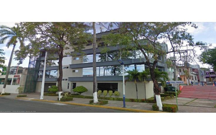 Foto de edificio en renta en  , jesús garcia, centro, tabasco, 1550454 No. 01
