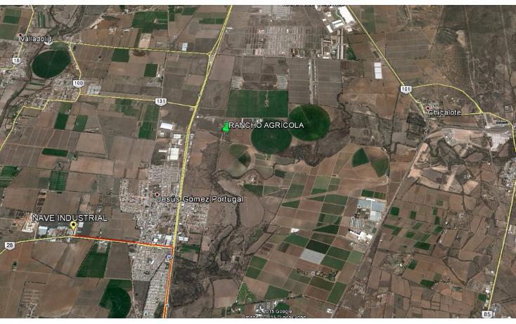 Foto de rancho en venta en  , jesús gómez portugal, aguascalientes, aguascalientes, 1052687 No. 02