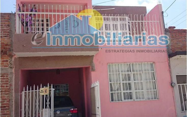 Foto de casa en venta en  , jes?s g?mez portugal, aguascalientes, aguascalientes, 1370447 No. 01