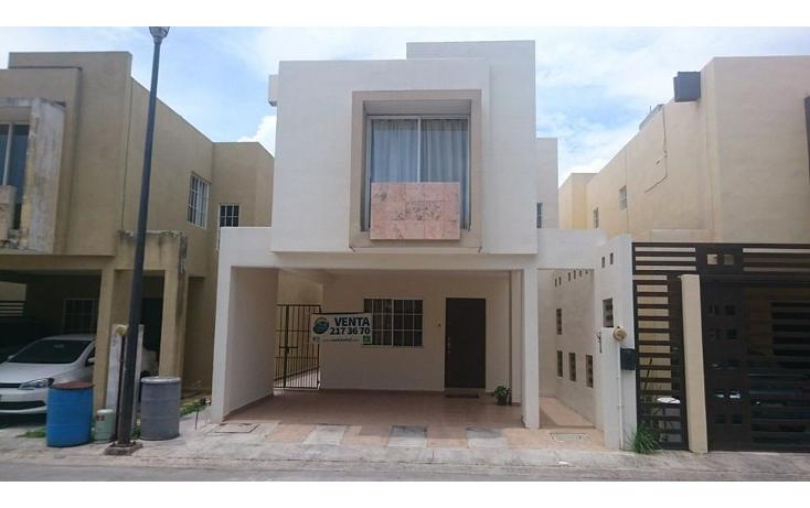 Foto de casa en venta en  , jes?s luna luna, ciudad madero, tamaulipas, 1083589 No. 01