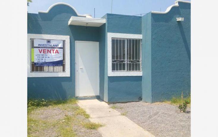 Foto de casa en venta en jesus villanueva 1221, tabachines, villa de álvarez, colima, 1933098 no 01