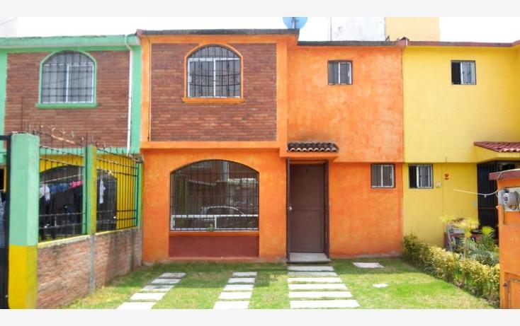 Foto de casa en venta en jilgueros 30, el porvenir, zinacantepec, méxico, 2652742 No. 01