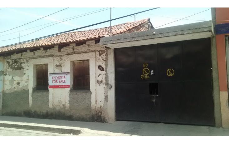 Foto de terreno habitacional en venta en  , jiquilpan de juárez centro, jiquilpan, michoacán de ocampo, 1389345 No. 01