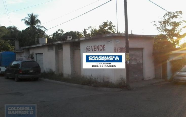 Foto de local en venta en joaqun mendoza esquina independencia 28, tapeixtles, manzanillo, colima, 1929221 no 01