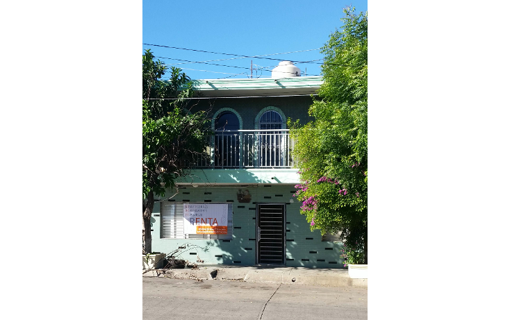 Foto de casa en renta en  , jorge almada, culiacán, sinaloa, 1608654 No. 01