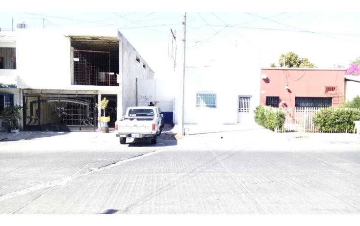 Foto de casa en venta en  , jorge almada, culiacán, sinaloa, 1646990 No. 01