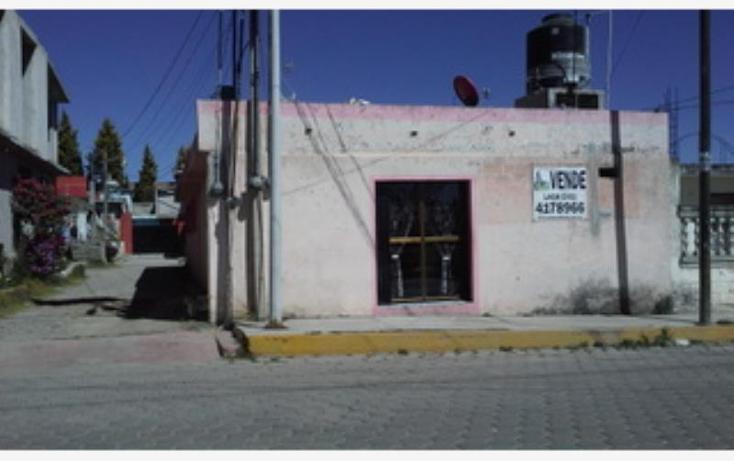 Foto de casa en venta en  23, santa anita huiloac, apizaco, tlaxcala, 761767 No. 01