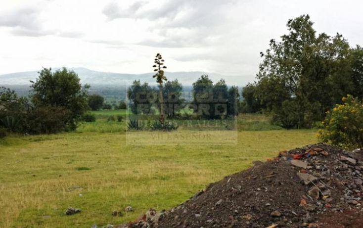 Foto de terreno habitacional en venta en jos valentn dvila sn, jocotitlán, jocotitlán, estado de méxico, 501586 no 03