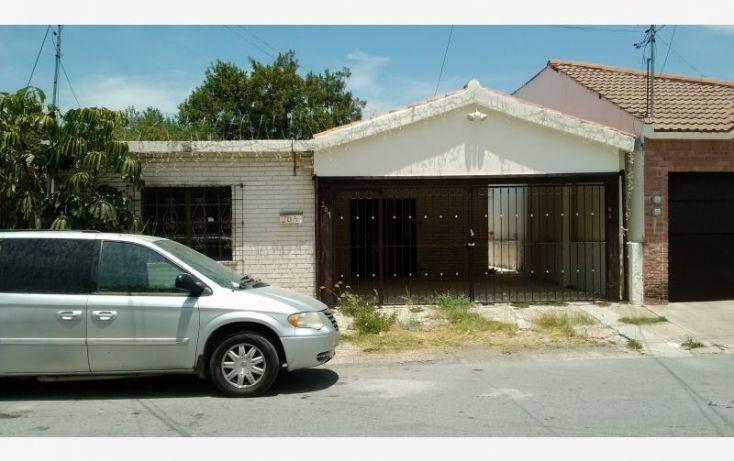 Foto de casa en venta en jose arrece 213, ribereña, reynosa, tamaulipas, 1451595 no 01
