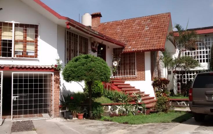 Foto de casa en venta en  , josé cardel, xalapa, veracruz de ignacio de la llave, 1264579 No. 01
