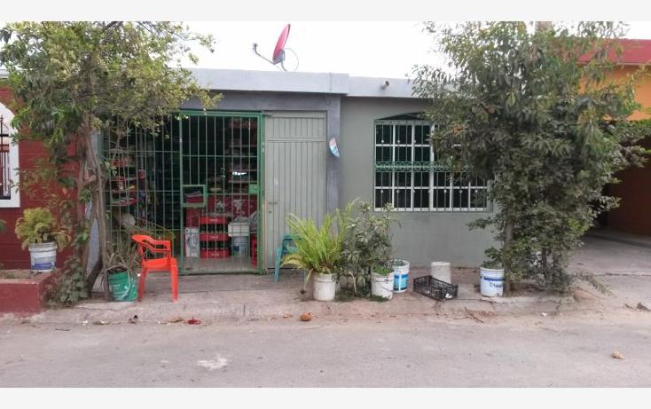Foto de casa en venta en jose clemente orozco 0, villa verde, mazatl?n, sinaloa, 1413033 No. 01