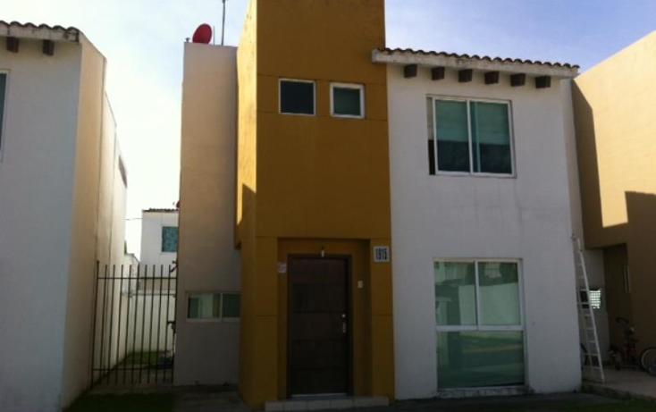 Foto de casa en venta en jose clemente orozco , san bartolomé tlaltelulco, metepec, méxico, 1408219 No. 01