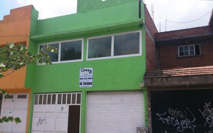 Foto de casa en venta en josé francisco gómez, la nueva esperanza, morelia, michoacán de ocampo, 1706182 no 01