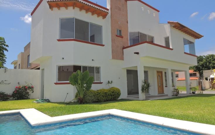 Foto de casa en venta en  , jos? g parres, jiutepec, morelos, 1103657 No. 01