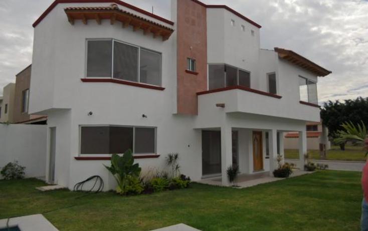 Foto de casa en venta en  , jos? g parres, jiutepec, morelos, 1107713 No. 01