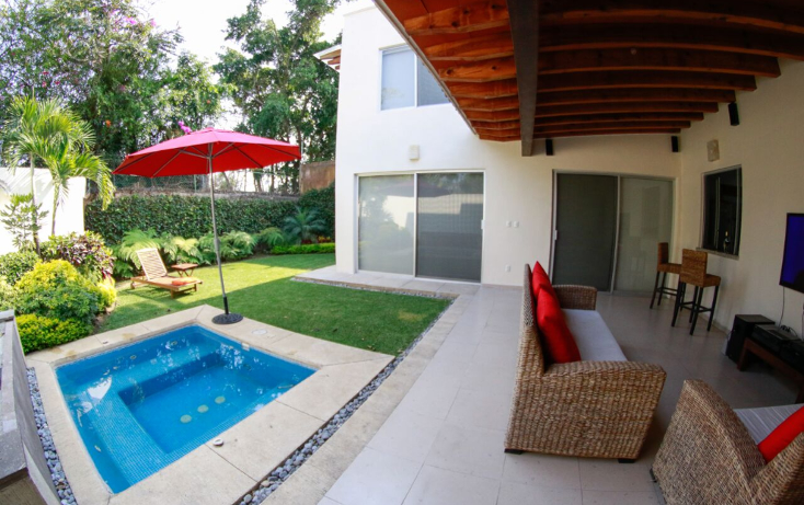 Foto de casa en venta en  , jos? g parres, jiutepec, morelos, 1615320 No. 02