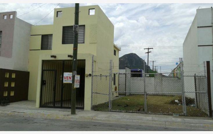 Foto de casa en venta en jose gpe posada 611, paseo real, general escobedo, nuevo león, 1763048 no 02