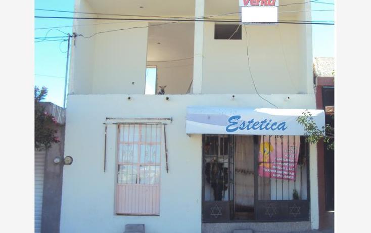 Foto de casa en venta en  , josé guadalupe peralta gámez, aguascalientes, aguascalientes, 1190965 No. 01