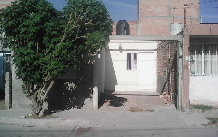 Foto de casa en venta en jose isabel robles 113, soberana convenci?n revolucionaria, aguascalientes, aguascalientes, 1954390 No. 01