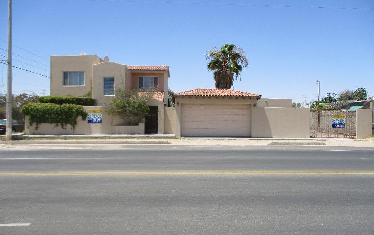 Foto de casa en venta en  , josé lópez portillo, puerto peñasco, sonora, 2017506 No. 01