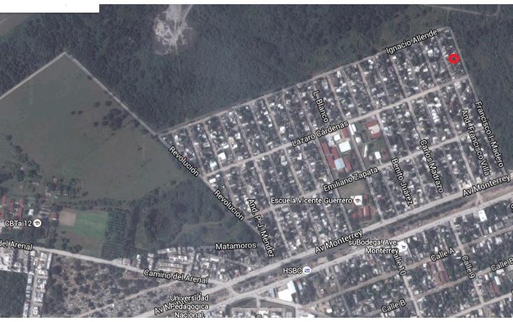 Foto de terreno habitacional en venta en  , jose lopez portillo, tampico, tamaulipas, 1971912 No. 04