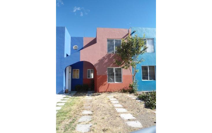 Foto de casa en venta en  , jose ma garcia obeso, morelia, michoacán de ocampo, 1458893 No. 01
