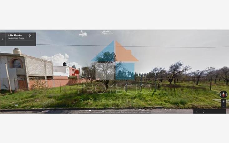 Foto de terreno industrial en venta en jos? ma. morelos, cuarto barrio, antes camino de san pedro 1, real de huejotzingo, huejotzingo, puebla, 1483179 No. 02