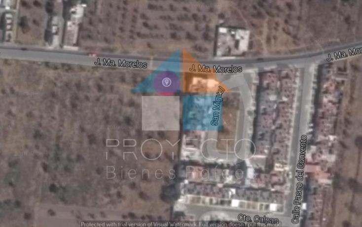 Foto de terreno industrial en venta en jos? ma. morelos, cuarto barrio, antes camino de san pedro 1, real de huejotzingo, huejotzingo, puebla, 1483179 No. 04