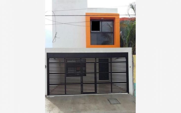 Foto de casa en venta en jose mancisidor 57, 8 de marzo, boca del río, veracruz, 996687 no 01