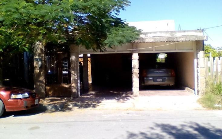 Foto de casa en venta en  414, los doctores, reynosa, tamaulipas, 1576642 No. 01