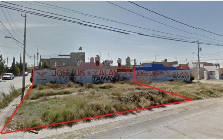 Foto de terreno habitacional en venta en jose maria maytorena, villas del pilar 1a sección, aguascalientes, aguascalientes, 967459 no 02