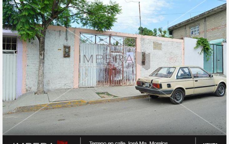 Foto de terreno habitacional en venta en jose maria morelos 2425, santiago de tula, tehuacán, puebla, 1218953 no 02