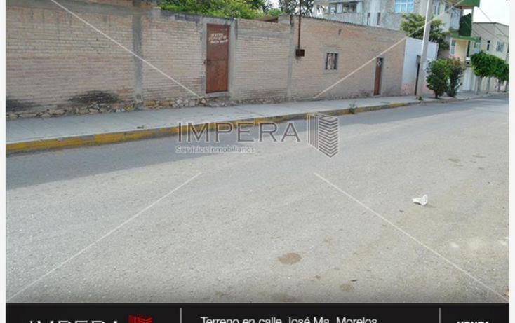 Foto de terreno habitacional en venta en jose maria morelos 2425, santiago de tula, tehuacán, puebla, 1218953 no 05