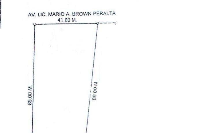 Foto de terreno comercial en venta en, jose maria pino suárez, centro, tabasco, 1087405 no 01