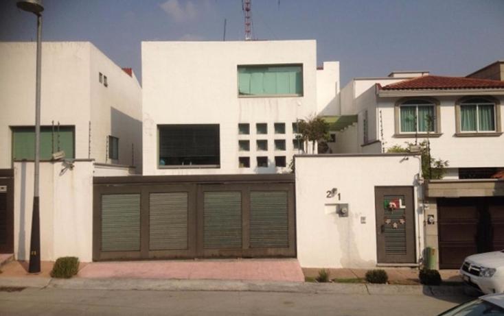 Foto de casa en venta en  , lomas verdes 6a sección, naucalpan de juárez, méxico, 1713028 No. 01