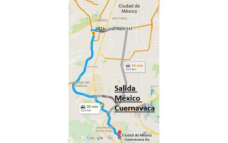 Foto de bodega en renta en jose marti 149, escandón i sección, miguel hidalgo, distrito federal, 2760620 No. 16
