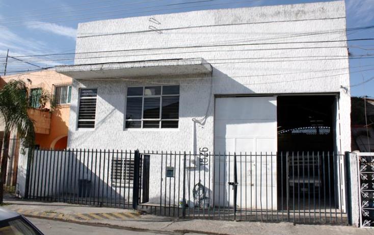 Foto de nave industrial en venta en jose rolon 1826, ciudad universitaria, guadalajara, jalisco, 373460 No. 02