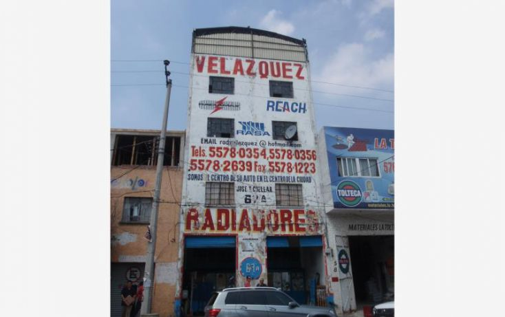 Foto de edificio en venta en josé t cuellar 999, obrera, cuauhtémoc, df, 1409517 no 01
