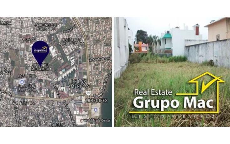 Foto de terreno habitacional en venta en  , joyas de mocambo (granjas los pinos), boca del río, veracruz de ignacio de la llave, 1418357 No. 01